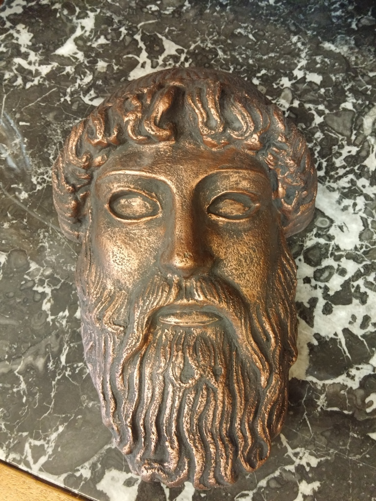 Antik görög relief másolata