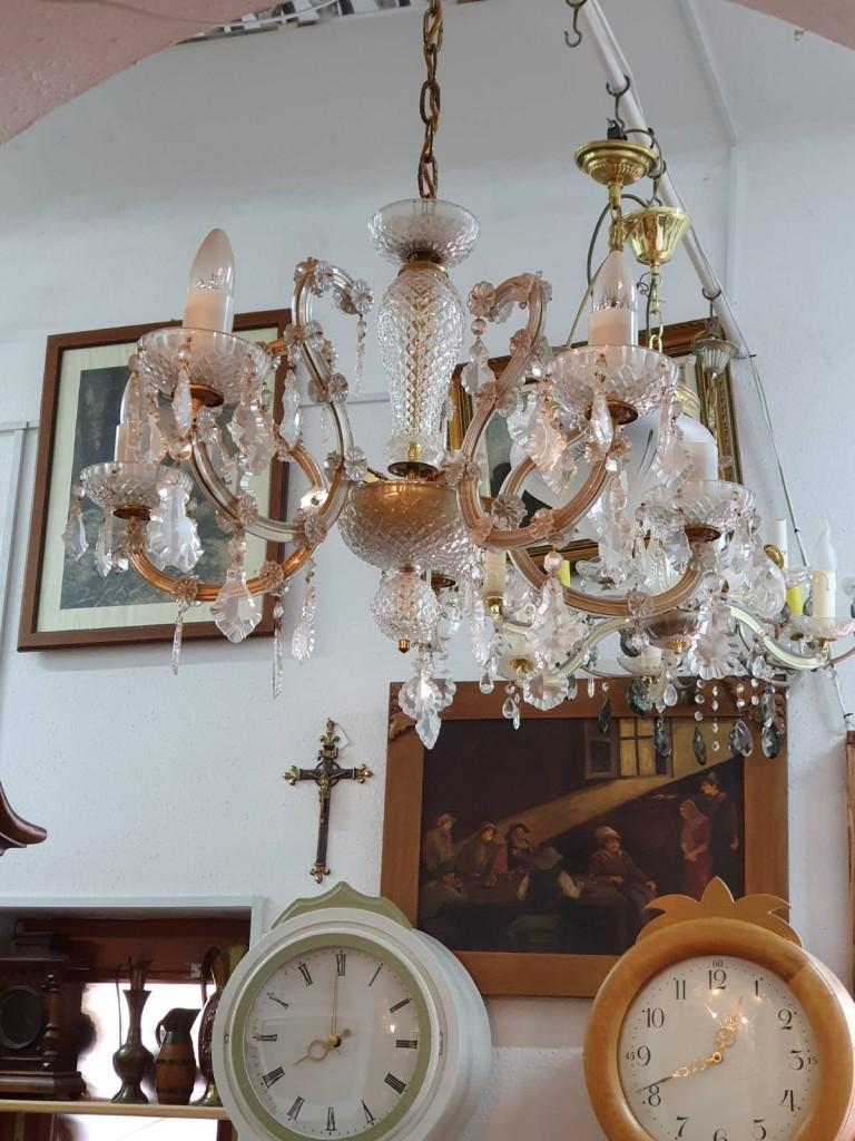Mennyezeti lámpa csillár